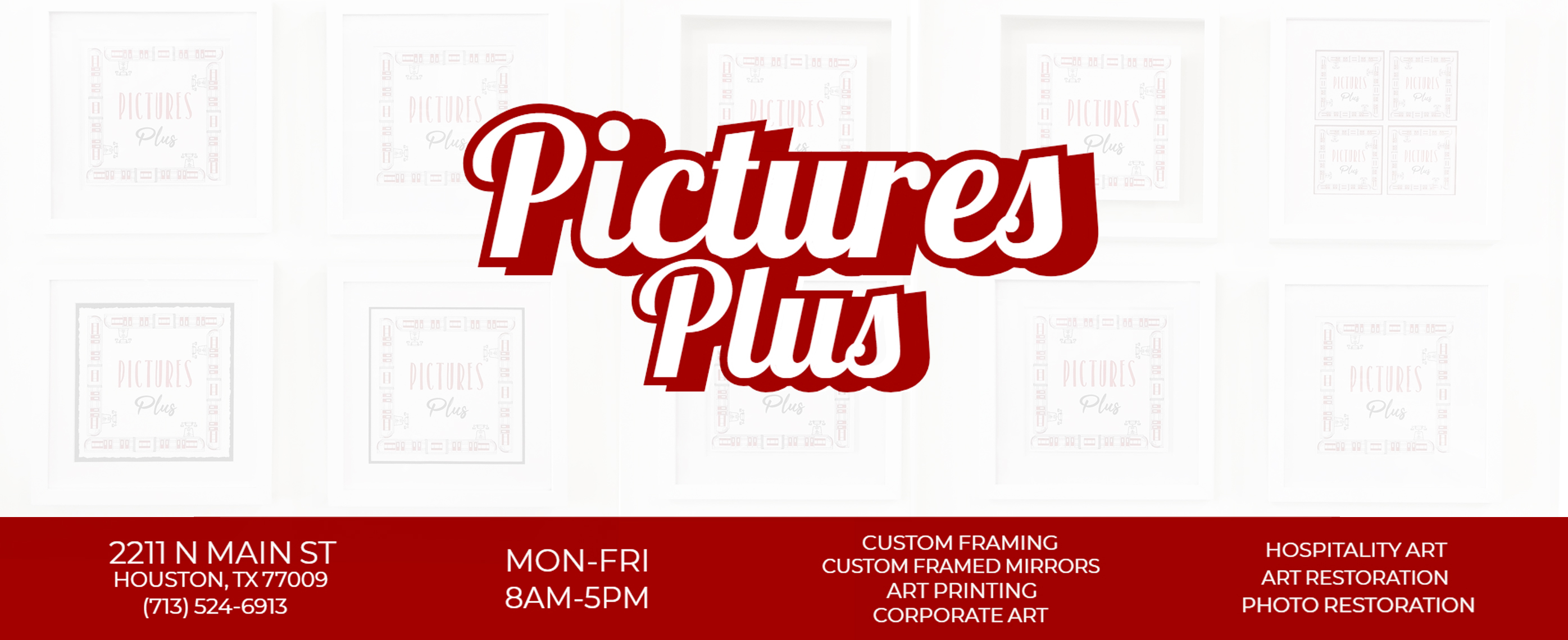 Picture Plus Art and Framing